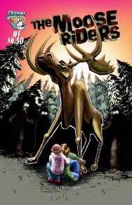 The Moose Riders Print Comics