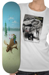 Shirts, Decks, and More!